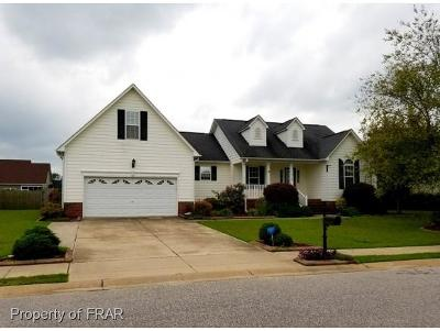 Hope Mills Single Family Home For Sale: 1018 Canter Ln #57