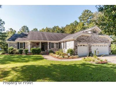 Fayetteville Single Family Home For Sale: 1420 Pepperchase Dr #15