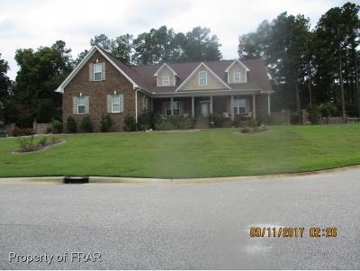 Fayetteville Single Family Home For Sale: 3436 Thamesford Road #7