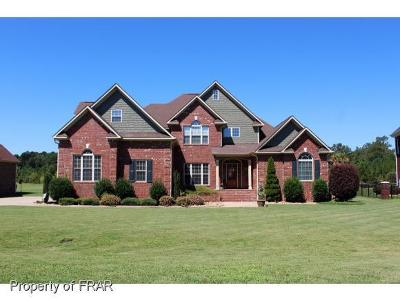 Hope Mills Single Family Home For Sale: 2825 Sand Trap Ln #25