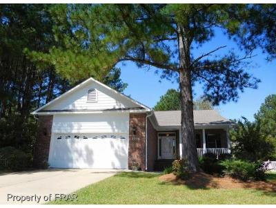 Fayetteville Single Family Home For Sale: 3014 Metthame Drive