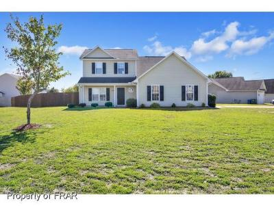 Fayetteville Single Family Home For Sale: 1921 Yellowbrick Rd