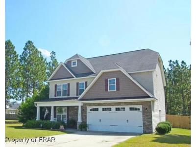 Raeford Single Family Home For Sale: 305 Home Stretch Lane