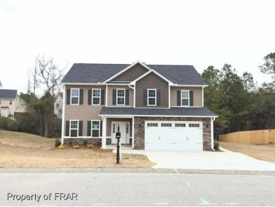 Fayetteville Single Family Home For Sale: 4105 Saint Ives Court (Lot 53) #53