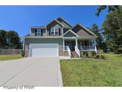 Raeford Single Family Home For Sale: 180 Ironwood Way
