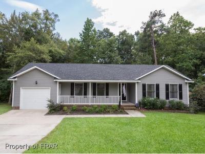 Fayetteville Single Family Home For Sale: 1822 Swann Street
