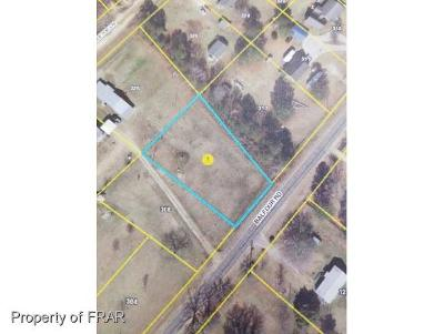 Red Springs Residential Lots & Land For Sale: Balfour Rd