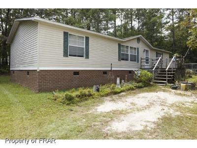 Sanford Single Family Home For Sale: 185 Milton Welch