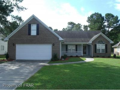 Fayetteville Single Family Home For Sale: 4412 Bluebush Drive #312