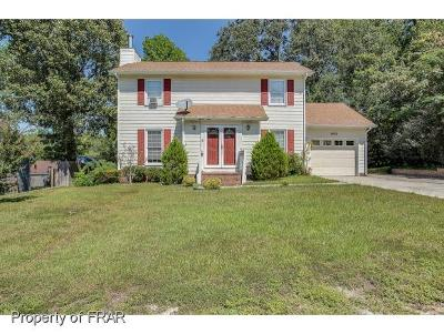 Fayetteville Single Family Home For Sale: 5658 Blythewood Ln #524
