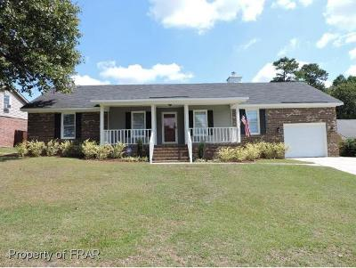 Fayetteville Single Family Home For Sale: 6840 Willow Ct