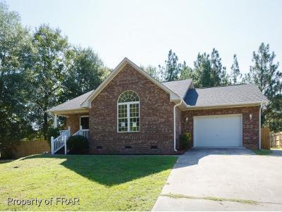 Fayetteville Single Family Home For Sale: 710 Johnson Street #3