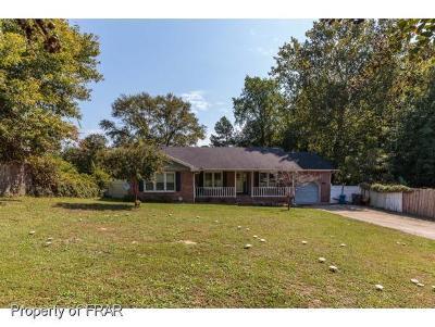 Fayetteville Single Family Home For Sale: 1919 Ashton Rd