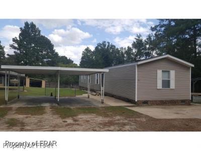 Sanford Single Family Home For Sale: 985 Benhaven School Rd