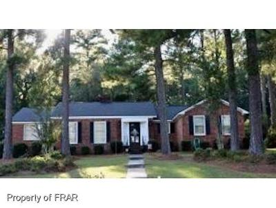 Fayetteville Single Family Home For Sale: 5813 Dobson Drive #50