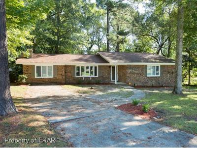 Fayetteville Single Family Home For Sale: 6322 Greyfield Rd #6