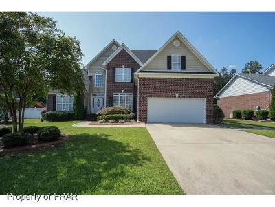 Fayetteville Single Family Home For Sale: 337 W. Summerchase Dr #21