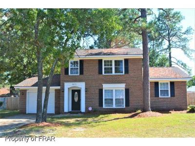 Fayetteville Single Family Home For Sale: 6851 Buttermere Dr