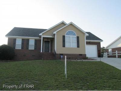 Hope Mills Single Family Home For Sale: 4514 Josh Ct. #261