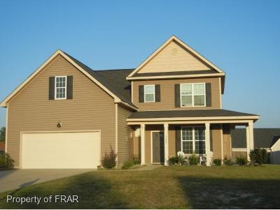 Hope Mills Single Family Home For Sale: 3633 Crosswinds Dr #148