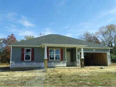 Raeford NC Single Family Home For Sale: $166,900