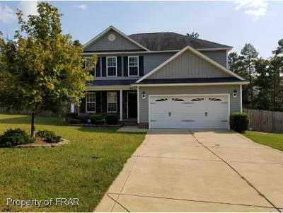 Raeford NC Single Family Home For Sale: $194,500