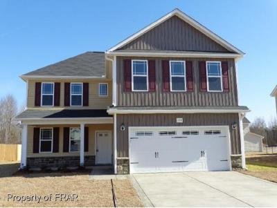 Raeford NC Single Family Home For Sale: $189,900