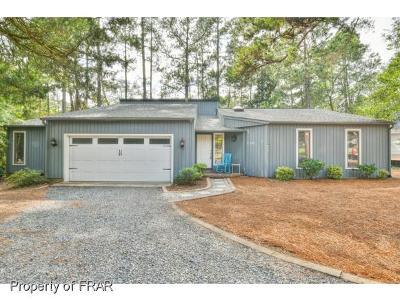 Pinehurst Single Family Home For Sale