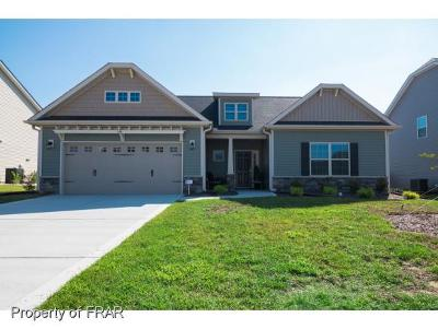 Raeford NC Single Family Home For Sale: $248,500