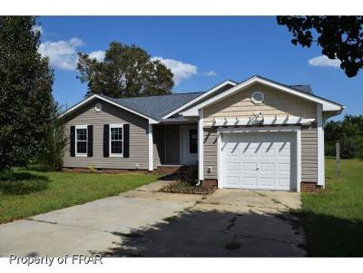 Fayetteville Single Family Home For Sale: 1264 Bromley Dr