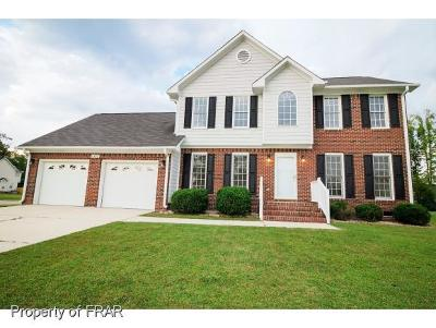 Fayetteville Single Family Home For Sale: 1503 Rectory Ct
