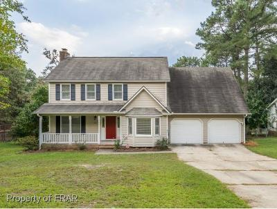 Fayetteville Single Family Home For Sale: 6241 Lakehaven Drive #690