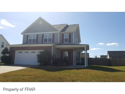 Fayetteville Single Family Home For Sale: 2012 Caviness St #126