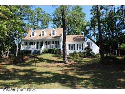 Fayetteville Single Family Home For Sale: 6497 Cliffdale Rd