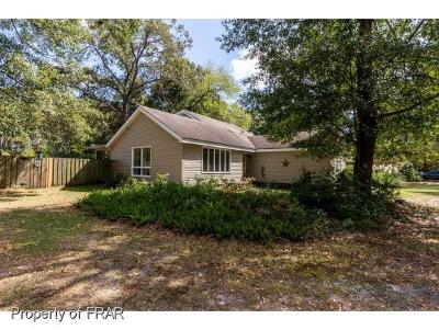 Robeson County Single Family Home For Sale: 180 Willoughby Dr
