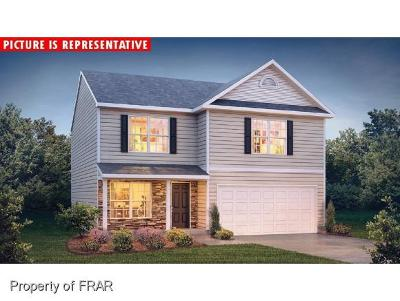 Fayetteville NC Single Family Home For Sale: $202,990