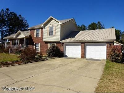 Raeford NC Single Family Home For Sale: $269,975