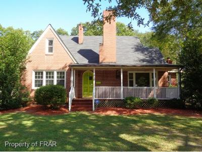Raeford NC Single Family Home For Sale: $149,000