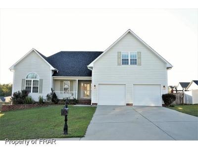 Hope Mills NC Single Family Home For Sale: $224,900