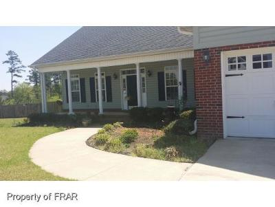 Raeford Single Family Home For Sale: 145 Ivywood Ln