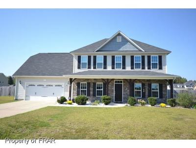 Hope Mills NC Single Family Home For Sale: $249,700