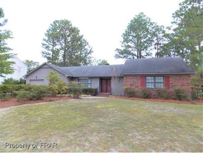 Fayetteville Single Family Home For Sale: 1801 Purdue Drive