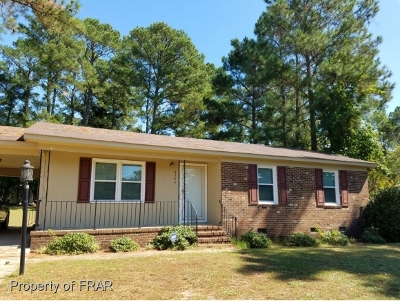 Fayetteville Single Family Home For Sale: 4304 Fergueson Dr