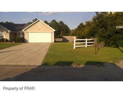 Raeford NC Single Family Home For Sale: $115,000