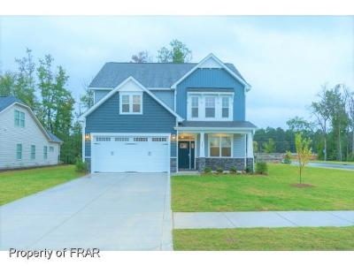Raeford NC Single Family Home For Sale: $279,505