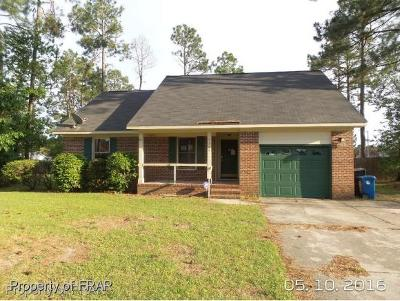 Fayetteville NC Rental For Rent: $875