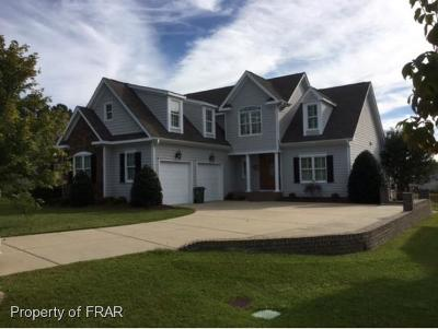 Spring Lake Single Family Home For Sale: 222 Falling Water Road