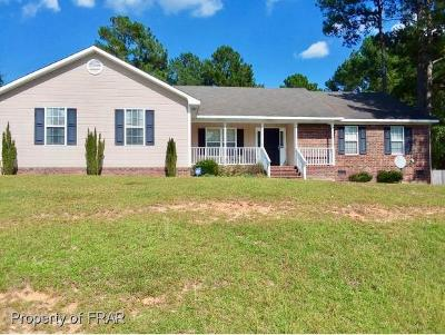 Raeford NC Single Family Home For Sale: $139,900