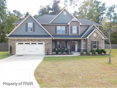 Raeford NC Single Family Home For Sale: $285,000