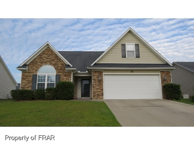 Raeford NC Single Family Home For Sale: $174,900